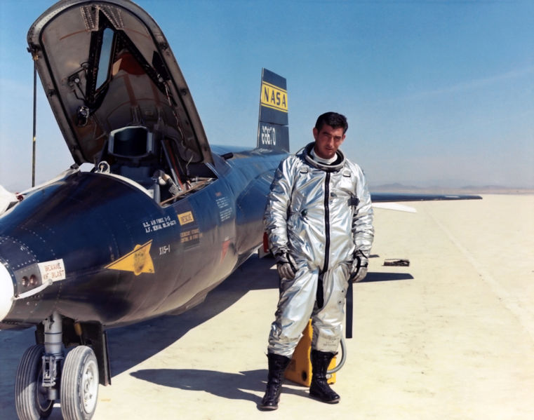 neil armstrong fighter plane - photo #19