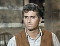 Michael Landon in Bonanza episode Showdown (2).jpg