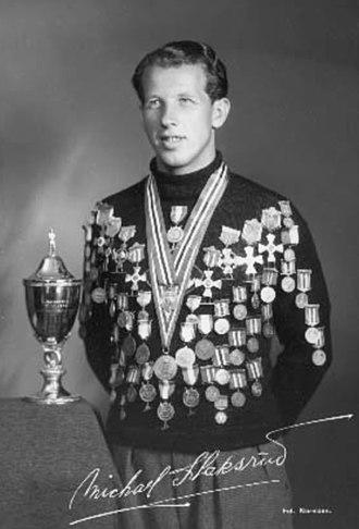 Michael Staksrud - Image: Michael Staksrud c 1930b