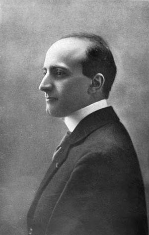 Michel-Dimitri Calvocoressi - Michel-Dimitri Calvocoressi, ca. 1913