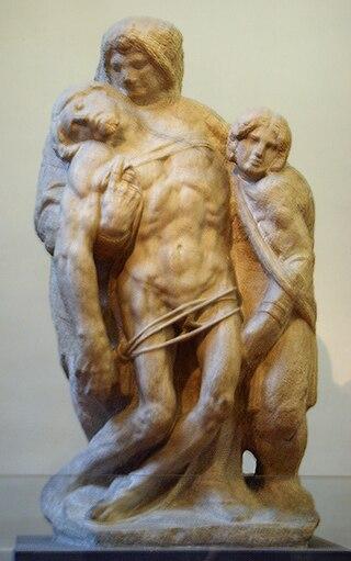 The Pietà of Palestrina