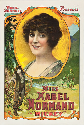 Mickey (1918 film) - Film poster