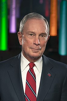 Image illustrative de l'article Michael Bloomberg