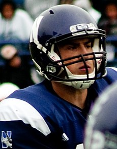 Mike Kafka American football quarterback