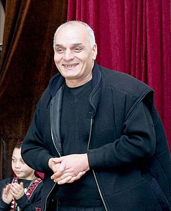 Mikho Mosulishvili - 2011.jpg