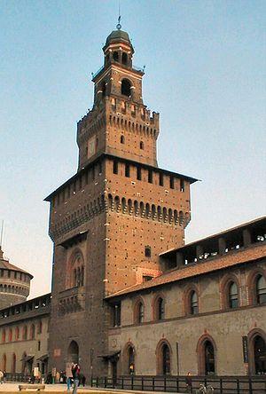 Filarete - Milan