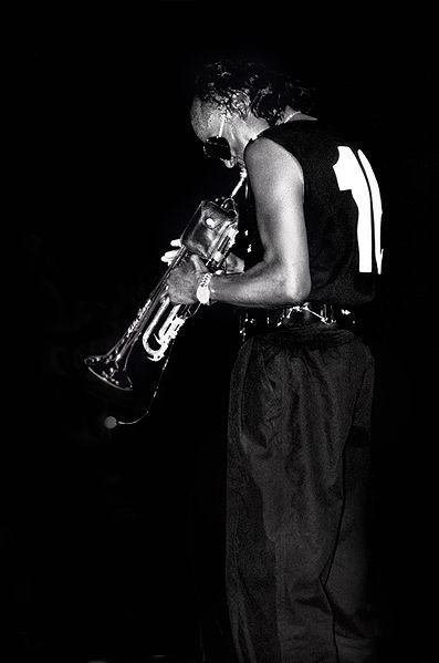 Miles Davis nel 1985
