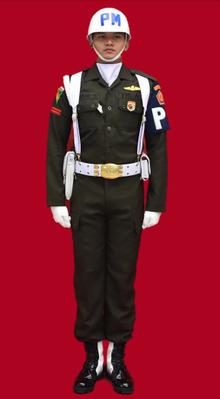 Military Police Wikipedia