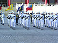 Military parade in front of Chiang Kai-shek Memorial Hall.jpg