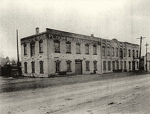 Depot Town - Image: Mill Works Building