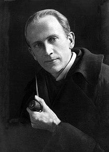 AA Milne v roce 1922