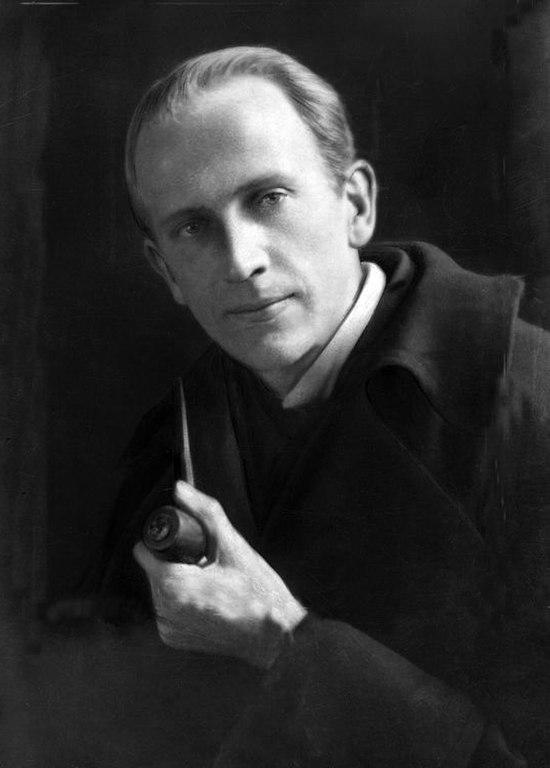 A. A. Milne in 1922