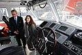 Ministros de Defensa de Perú y Ecuador, visitan las instalaciones del SIMA-Callao (8511346708).jpg