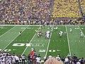 Minnesota vs. Michigan football 2013 03 (Michigan on offense).jpg