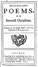 1713 in literature