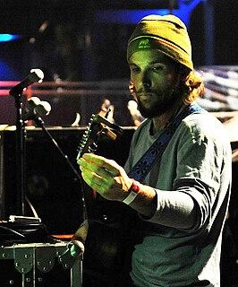 Mishka (musician) Bermudian musician