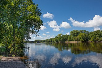 Mississippi National River and Recreation Area - Image: Mississippi National River and Recreation Area