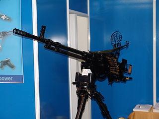 DShK Heavy machine gun