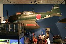 Mitsubishi A6M Zero - Wikipedia