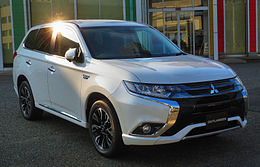 Mitsubishi Outlander PHEV G Safety Package 0381 01.JPG