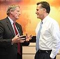 Mitt Romney speaking with John Thrasher (cropped).jpg