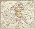 Mitteleuropa beim Beginn der Freiheitskriege im Jahre 1813.jpg