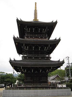 Kaizuka, Osaka - Mizuma Temple in Kaizuka