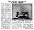 Model of First Electric Locomotive in U. S. 1888.jpg