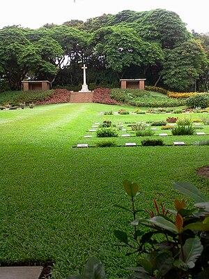 Mainamati War Cemetery - Mainamati War Cemetery in Comilla