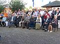 Molen De Korenbloem, Kortgene 01-10-2011 genodigden en toeschouwers.jpg
