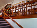 Monroe Methodist Church narthex balustrade.jpg