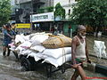 Monsoon Rain Flood in Dhaka.JPG