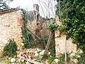 Monte Bisson - Soave - VR - Interno di casa in rovina - panoramio.jpg