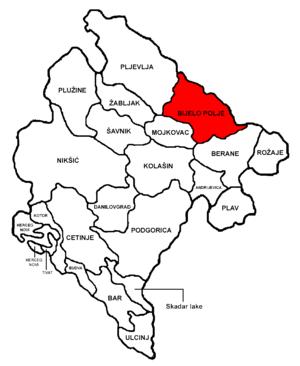 Bijelo Polje Municipality - Image: Montenegro Bijelo Polje