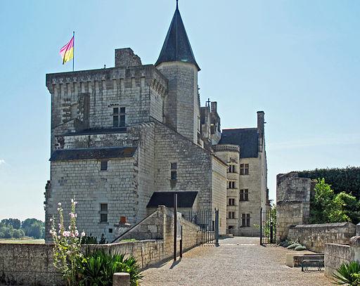 Montsoreau Maine-et-Loire)