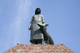 Monument voor 'Tante Riek'