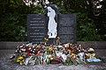 Monumental cemetery monument Arthur-Menge-Ufer Mitte Hannover Germany.jpg