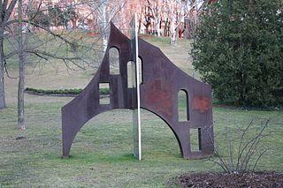 Escultura Puerta de Madrid