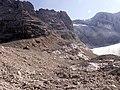 Moräne um 1850 und ggw Gletschergröße HR 08 2006.jpg