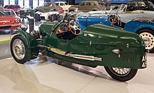 Morgan Motor Company - Wikipedia