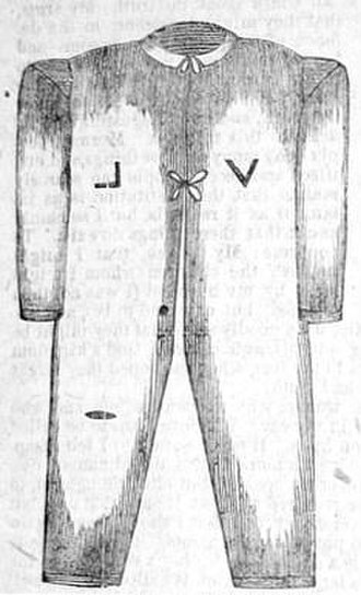 Temple garment - Image: Mormon garments