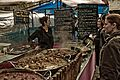 Moroccan foods at Camden Market of London.jpg