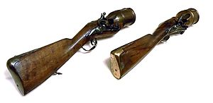 Grenadier - French grenade launchers from the Napoleonic Wars.