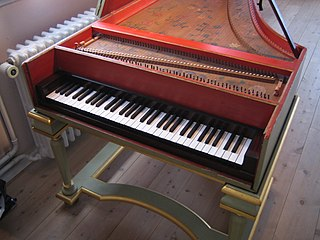 Danish harpsichord maker
