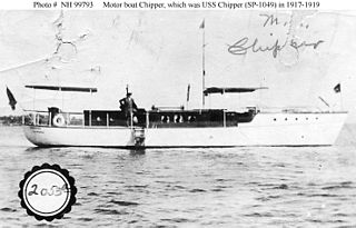 USS <i>Chipper</i> (SP-1049)