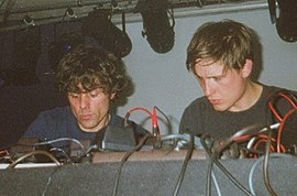 Mouse on Mars live (2001)