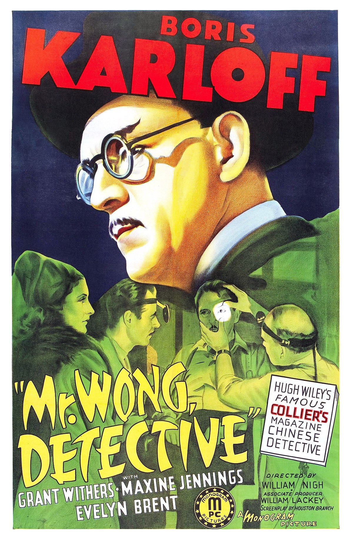mr wong Online shopping from a great selection at movies & tv store dvd mr wong, detective / the mystery of mr wong / mr wong in chinatown / the fatal hour / doomed to die / phantom of chinatown.