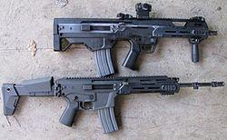 List of assault rifles - Wikipedia