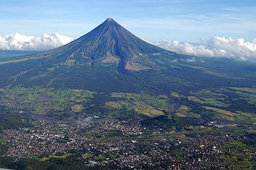 List of active volcanoes in the philippines wikipedia mayon in albay is the most active volcano in the philippines sciox Image collections
