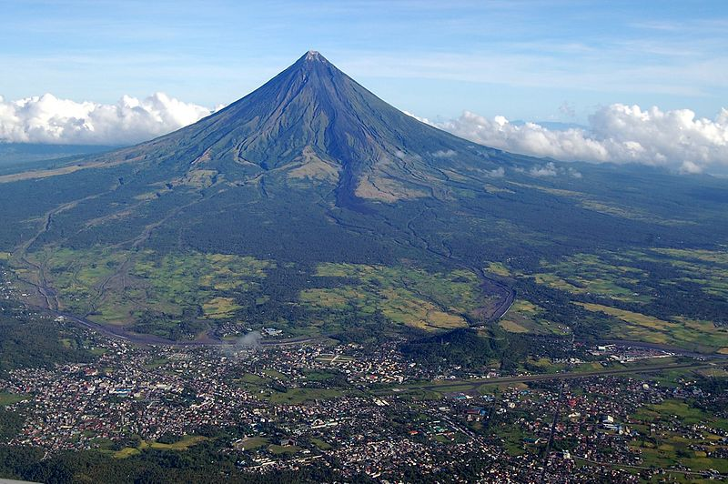 ファイル:Mt. Mayon aerial photo.jpg